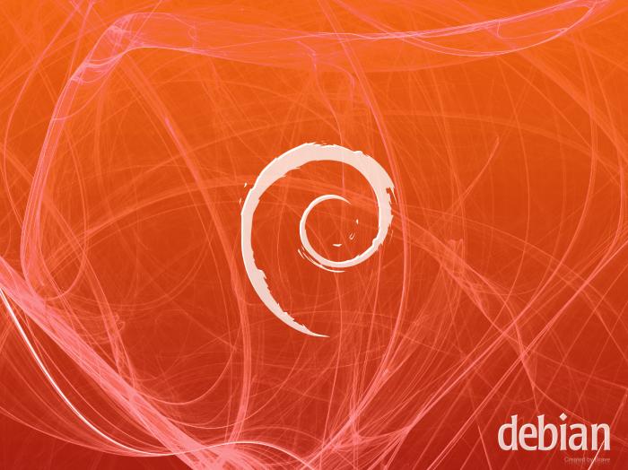 Smoke Debian